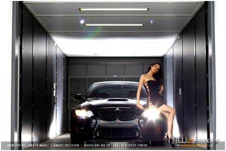 ���� BMW M3 �Darth Maul� �� MW Design ���� ������ ������