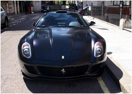 Ferrari 599 GTB Fiorano �� ����������� Hamann