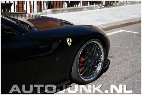 Ferrari 599 GTB Fiorano от мануфактуры Hamann
