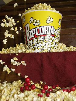 Что полезней: попкорн или чипсы?