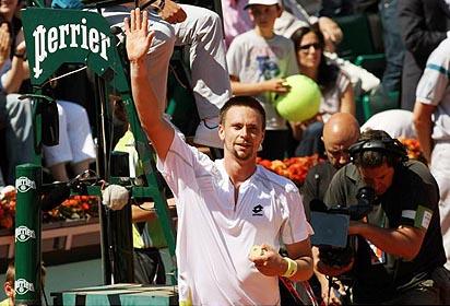 Финал French Open-2009. Роджер Федерер - Робин Содерлинг