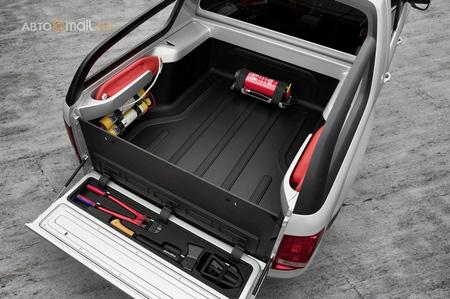 Новый Volkswagen назвали Amarok