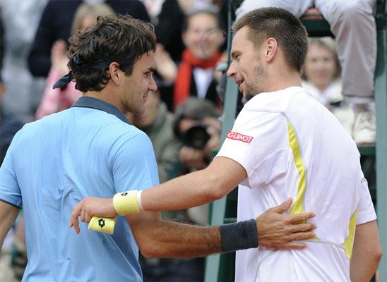 Роджер Федерер-победитель Ролан Гаррос-2009