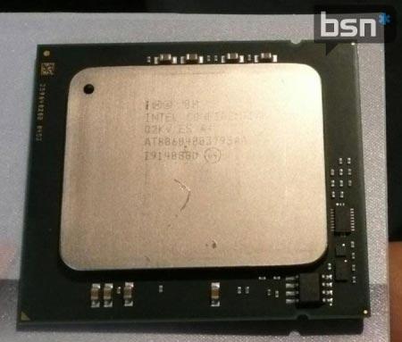 Intel работает над игровой платформой на шестнадцати ядрах