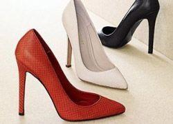 Какие туфли привлекают мужчин