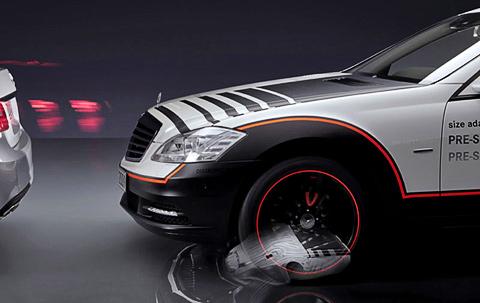 Mercedes показал беспрецедентный по уровню безопасности концепт