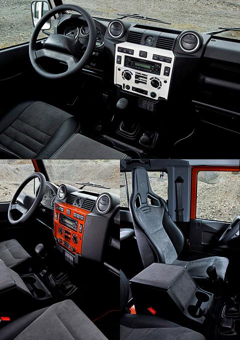 Компания Land Rover переиздаёт «классику» в цвете