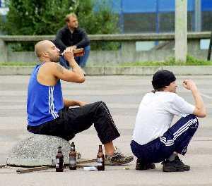 Выпить на улице пива будет стоить 280 тысяч рублей