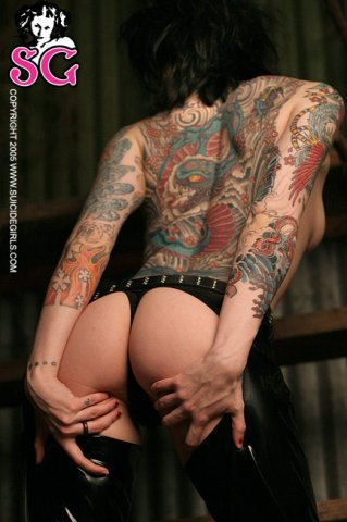 Suicide Girls. Part 9