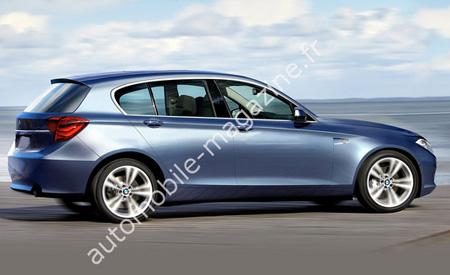 Новая BMW станет 3-цилиндровой