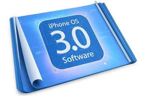 Хакеры взломали iPhone OS 3.0
