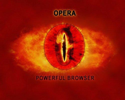 Opera упрощает файлообмен