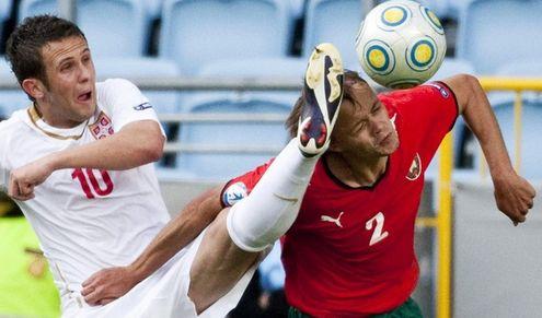U21 ЕВРО 2009. 'Счет иной, игра прежняя'