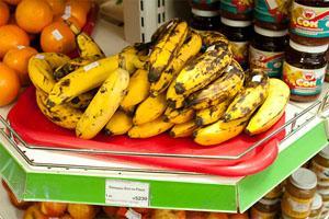 Таможня зарабатывает на бананах почти половину того, что они стоят!
