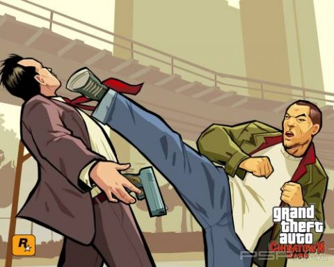 Grand Theft Auto: Chinatown Wars – новый боевик для PSP