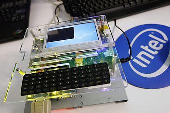 Research@Intel Day - день необычных разработок