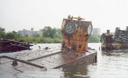 Желтая Субмарина на Кони Айленд