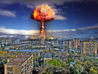 Из-за неправильной парковки в Москве объявили ядерную тревогу