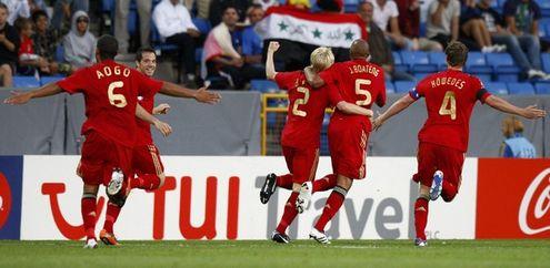 U21 ЕВРО 2009. Финалисты определены