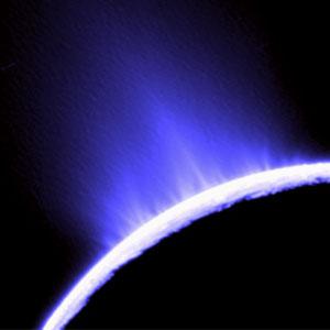В космосе найдена вода