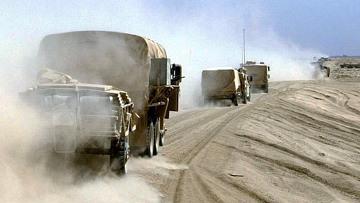 Войска США завершат вывод боевых частей из иракских городов