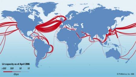 Кто ремонтирует интернет. Кабельное судно Atlantic Guardian