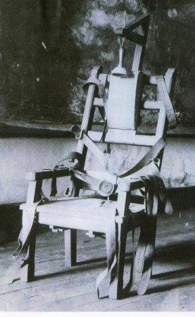 История изобретения электрического стула: не присаживайтесь - убьёт