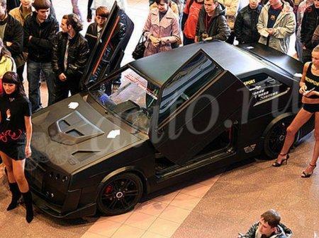 Суперкар ВАЗ 21099i