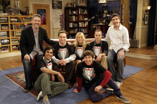 Big Bang Theory - как создавался хит