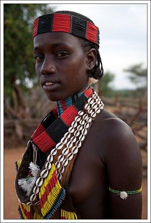 Эфиопские девчонки!