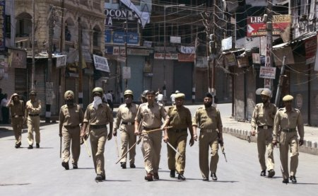 Беспорядки в Индии