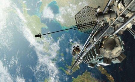 Надувная башня заменит космический лифт