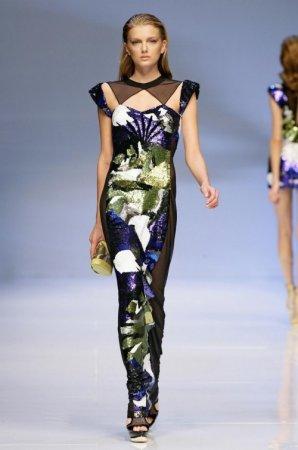 Женская коллекция весна-лето 2009 от Emilio Pucci