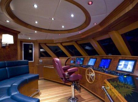 Яхта А - самая дорогая яхта в мире у россиянина