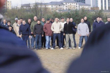 Милиция наладила взаимодействие с организациями футбольных фанатов