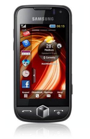 Samsung Jet: самый быстрый тачфон
