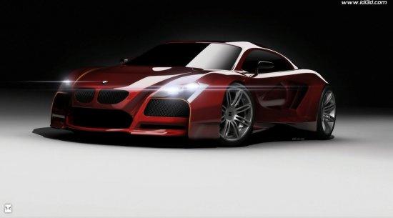 Достойный ответ Audi R8 от BMW