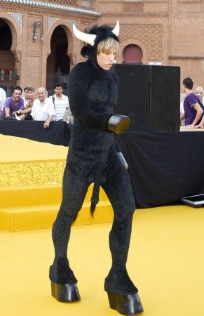Бруно жжот в Мадриде