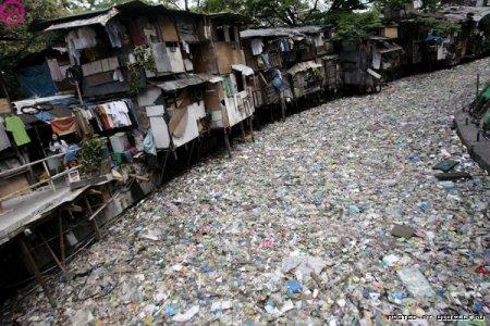 Планета утопает в мусоре