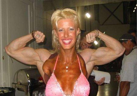Barbie Guerra, удивительная сильная женщина