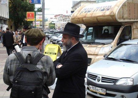 Передвижная синагога