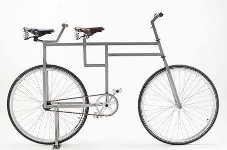 BauBike - велосипед в стиле Баухауз
