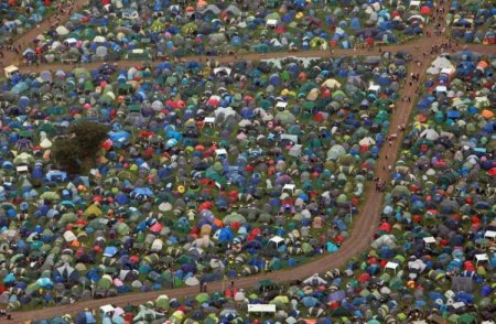 Фестиваль Glastonbury
