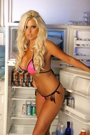 Miss COED: Brooke Banx