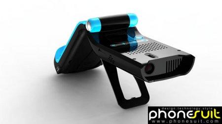 Mili Pro — полнофункциональный проектор для iPhone 3GS