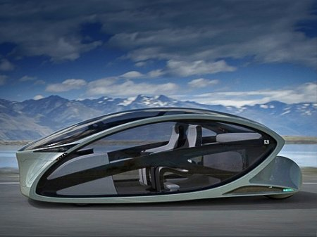Молодой дизайнер представил удивительный концепт Peugeot