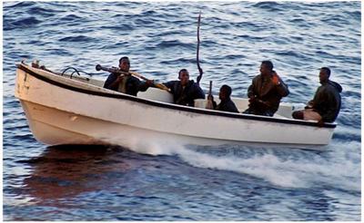 10 вещей, которых вы не знали о сомалийских пиратах