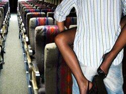 Секс в транспорте
