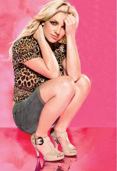 Фото секусуальной Бритни Спирс в новой рекламе