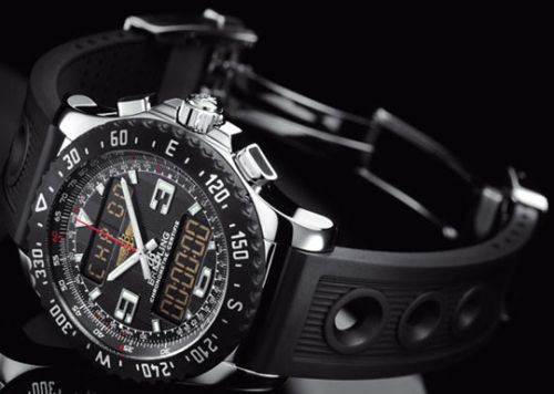 Часы: Hublot - Big Bang Black Lemon / FV EVOS 8 COBRA / Breitling - Airwolf Raven Chronograph SuperQuartz